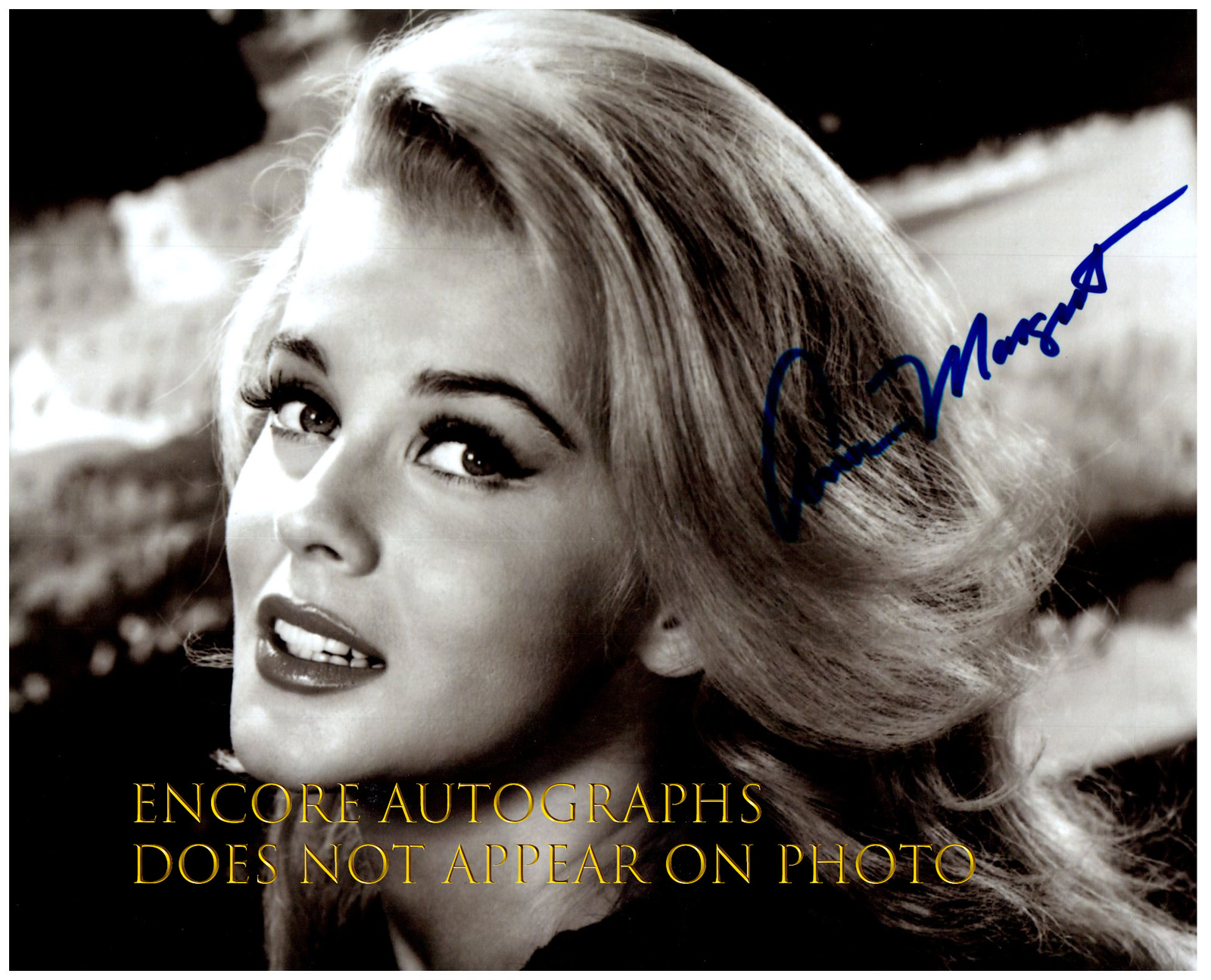 Primary image for ANN MARGRET  Authentic Original  SIGNED AUTOGRAPHED 8X10 w/ COA 546