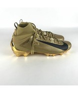 Nike Vapor Untouchable Pro 3 PRM Football Cleats Men's size 14 Gold 9171... - $84.15