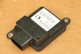 Toyota Seat Occupant Detection Sensor Module Computer 89952-0W160 (K1) image 2
