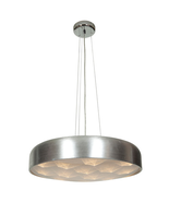 Access 70084LEDD-BSL/ACR Meteor Pendants Brushed Siler Aluminum 16-light - $795.50