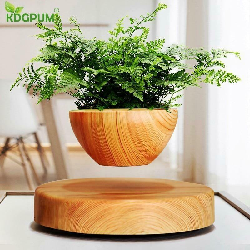 Primary image for Magic Levitating Air Pot Magnetic Planter, Flower Pot For Potted Plants