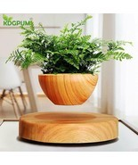 Magic Levitating Air Pot Magnetic Planter, Flower Pot For Potted Plants - £85.50 GBP