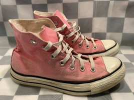 CONVERSE Chuck Taylor All Star Shoe Size Men's 5.5 Womens 7.5 Pink M9006 - $17.81