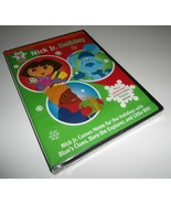 Nickelodeon Nick Jr. Favorites Christmas Holiday (DVD NEW) Dora the Explorer - $38.95