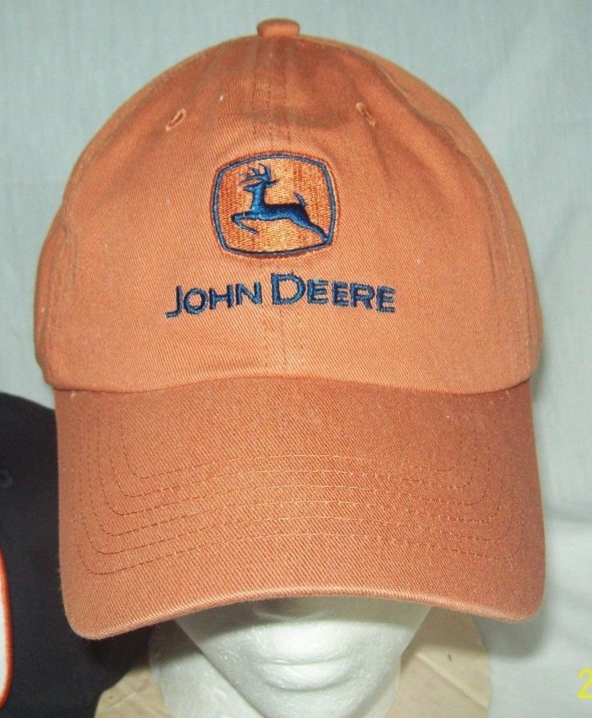 91fba34aa 7 New Hats Baseball Cap Carhartt John Deere and 42 similar items