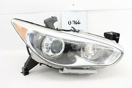 Used OEM Headlight Head Light Lamp Xenon Infiniti JX35 QX60 2013-2015 sc... - $470.25
