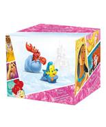 Walt Disney The Little Mermaid Flounder & Sebastian Salt & Pepper Set NE... - $17.90