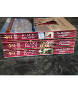 Love Inspired Historical Jo Ann Brown Sanctuary Bay Series lot of 3 pape... - $5.99