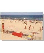 Cape Cod, Mass/MA Postcard, Fun-Filled Beach Scene - $7.00