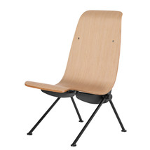 Fine Mod Imports Scolta Dining Side Chair, Natural - $280.00