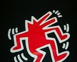 KEITH HARING Dancing Dog Pop Art T-Shirt MENS 2XL XXL NEW w/ TAG