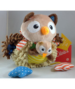 Olivia The Owl Lil Prayer Buddy NEW Jesus Loves Me Bonus Opal The Owlet ... - $25.56