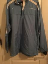 North Carolina Tarheels Nike Fit Storm Men's WindBreaker Jacket Sz XXL C... - $79.20