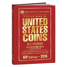 A Guide Book of United States Coins 2016 (The Official Red Book) [Hardco... - $6.93