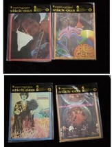 Book Covers By Peppertree Bob Dyland Donovan Bee Gees Iron Butterfly - $21.99
