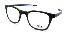 Oakley Rx Eyeglasses Frames OX8093-0749 49-19-141 Milestone 3.0 Satin Black/Blue - $91.92