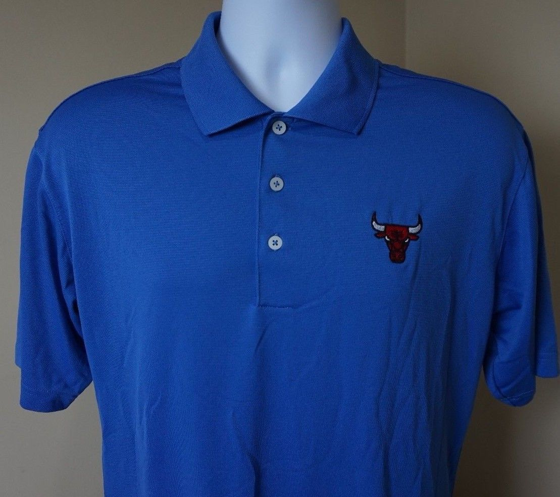 d035e3bfdc8d Adidas Golf Climalite Chicago Bulls Polo and 50 similar items