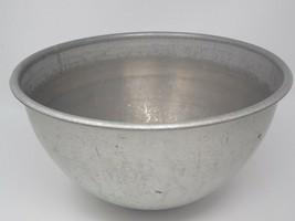Vintage Wearever Wear-Ever Large Aluminum Mixing Bowl 3376 - $23.75