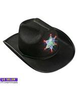 12 PACK - LIGHT-UP SHERIFF COWBOY HAT - $67.27