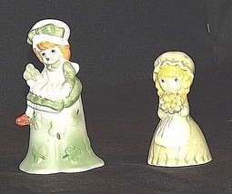 Luck of the Irish and Flower Girl Bells AB 662 Vintage