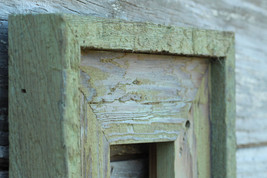 """The Post & Beam Driftwood 3.5""""--(All Sizes) -The Loft Signature Handcrafted Vint - $24.00"""