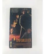 Unforgiven (1993 Warner Bros) Feat Clint Eastwood Gene Hackman Morgan Fr... - $6.79