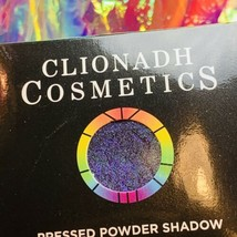 NWT NIB Clionadh Cosmetics JEWELLED MULTICHROME SINGLE PAN *1 SHADE* Crown Glass