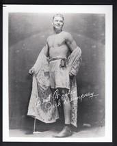 Jack Dempsey 1 Vintage 8X10 BW Boxing Memorabilia Photo - $4.99
