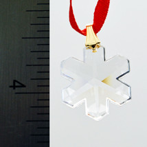 Swarovski Crystal Snowflake Prism image 3