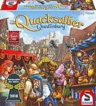 Die Quacksalber Von Quedlinburg *kennerspiel Des Jahres 2018* #bib - $67.19
