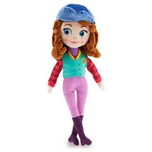 "Disney Sofia the First Plush Doll - Equestrian Sofia - 13"" Tall - $19.79"