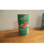 Nebraska NE Turning 7up vintage pop soda metal can Rodeo - $10.99