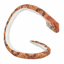 "Wildlife Artists Copperhead Snake Plush Toy 52"" Long - $12.01"