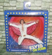 "NECA Elvis Presley Action Figure 7"" inch Live in '72 NEW - $44.98"