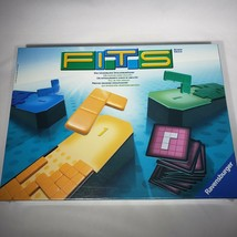 Ravensburger FITS Game Fill in the Spaces 2009 Reiner Knizia New Sealed - $36.95