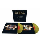 ABBA – Gold Greatest Hits Exclusive Limited Edition Gold Color 2x 180g ... - $62.56