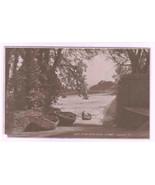 St Brelades Beach Boat Jersey Channel Islands UK RPPC real photo postcard - $6.93