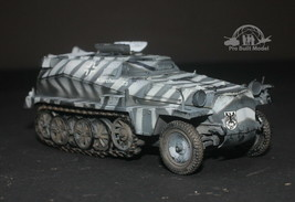 German Sd.Kfz 253 Ie Beob,PZ WG WW2 1:35 Pro Built Model - $173.25