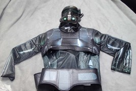 Disney Star Wars Rogue One Imperial Death Trooper Stormtrooper Costume 1... - $24.75
