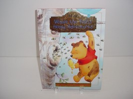 Disney Read-Aloud Storybook: Winnie the Pooh Honey Adventures Hardcover Book - $5.84