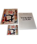 2005 YOURS MINE & OURS Movie PRESS KIT Folder, CD, Production Notes Denn... - $12.99
