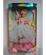 Barbie as Marzipan in The Nutcracker Classic Ballet Series NRFB MIB #208... - $15.95