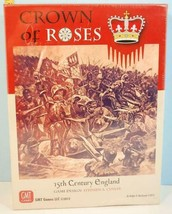Crown of Roses 15th Century England GMT 2012 SHRINK Wars of the Roses - $64.35