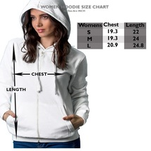 NEW !! Detroit Tigers Classic Black women's Hoodie image 2