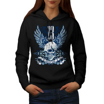 Lucky Thirteen Skull Sweatshirt Hoody Dark Horror Women Hoodie - $21.99+