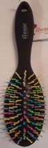 Annie Colorful Bristle Brush #2495---BRAND NEW-FREE Upgrade To 1st Class Shippi - $3.99