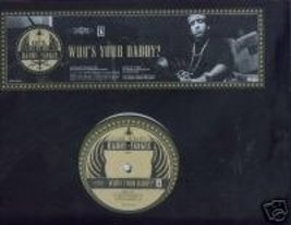 Daddy Yankee Who's Your Daddy? Vinyl LP 3 Track  - $9.99