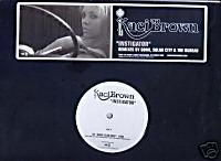 "Kaci Brown (12"" Vinyl) Instigator (3 Remixes) Gomi"