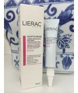 LIERAC DIOPTICREME EYE CONTOUR CREAM Wrinkle REPAIR Anti-aging Made in F... - $29.69
