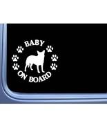 """Baby on Board Aucado L494 6"""" healer Sticker decal - $4.99"""